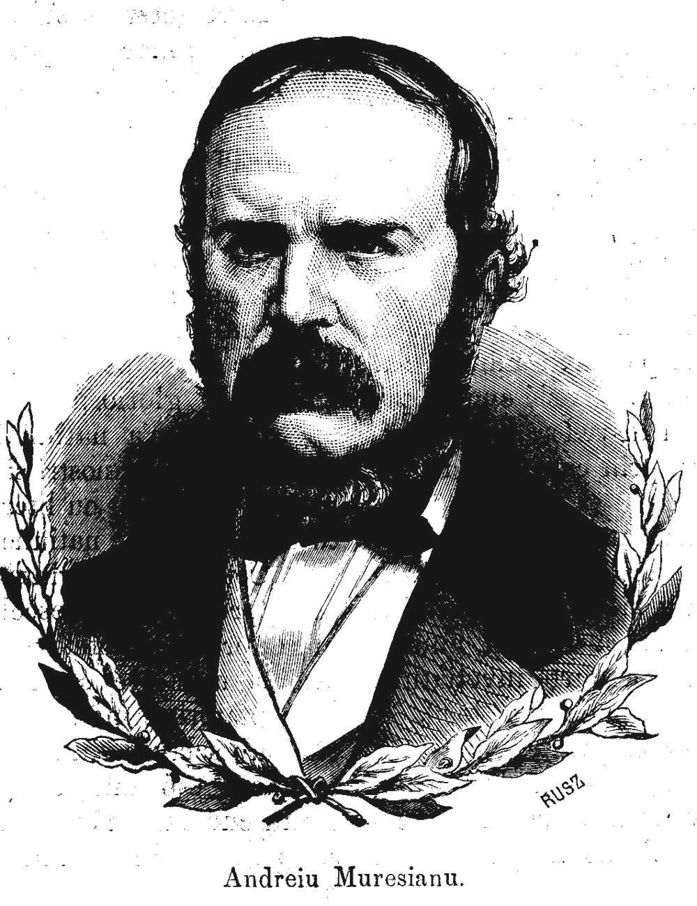 Muresanu Andrei Familia 20 din 1867