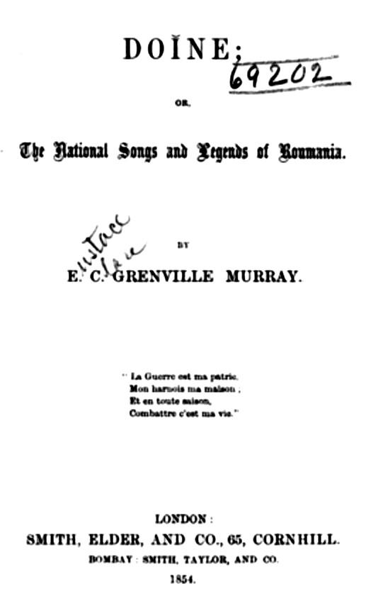 Murray Coperta