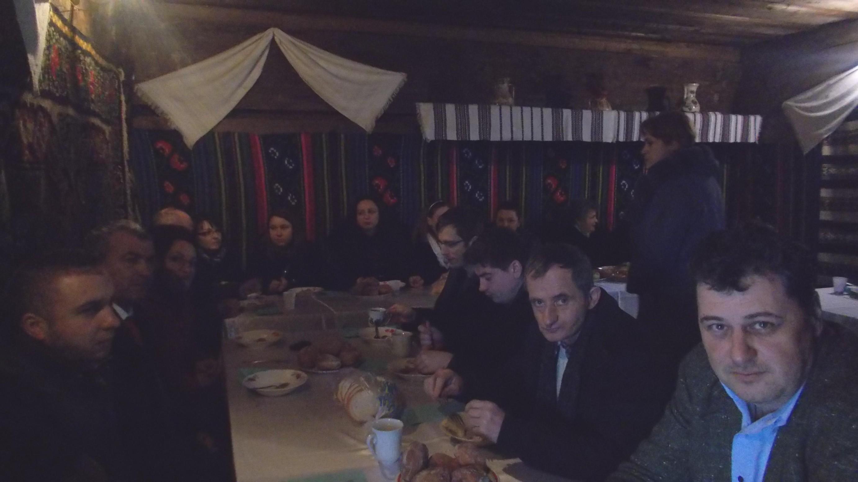 La o masă tradiţională brezeană