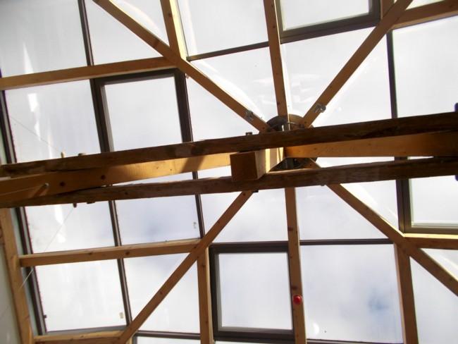 Muzeu 13 Expozitia de la mansarda luminator