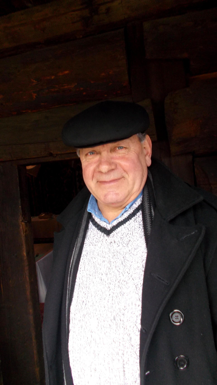 """Inimosul Virgil Macovei, liderul grupului vocal """"Piatra Craiului"""""""