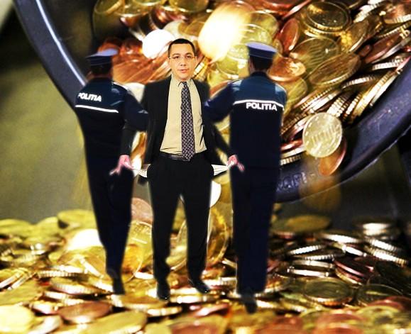 Victor Ponta: Aparenţele înşeală. N-are ţara, că v-ar da!