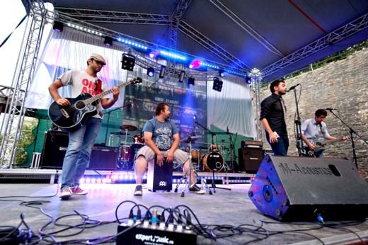 Natif, o trupă rock surprinzătoare şi nonconformistă  - Fotografie de Victor T. RUSU