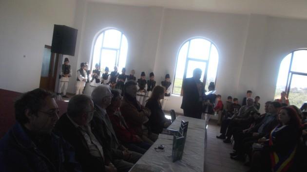 Preşedintele Ioan Cătălin Nechifor, salutând evenimentul