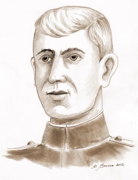 Martirul Zamfir Nicoară