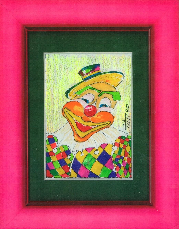 Nostalgia zambetelor clow   y