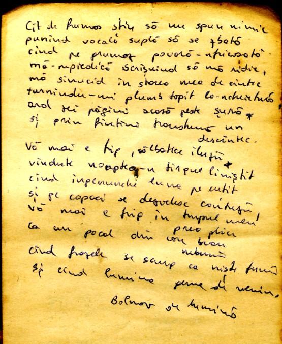 Note din carnet 3