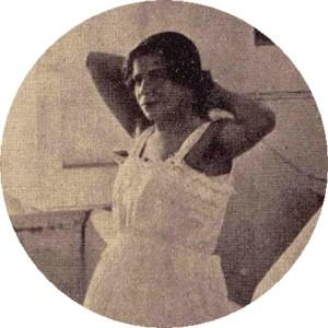 O victimă, prostituată în Casablanca