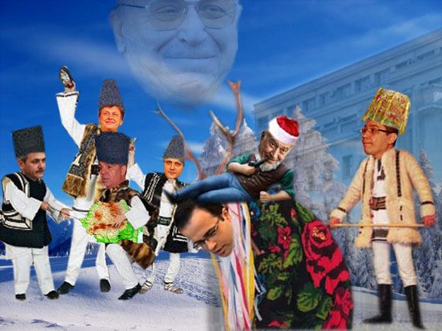 Victor Ponta: Fii atent, Dragnea, să nu scapi Buhaiul din mână! Iar tu, Gâdeo, fă ţa-ţa-ţa, cât mai apăsat, după datina voiculesciană!