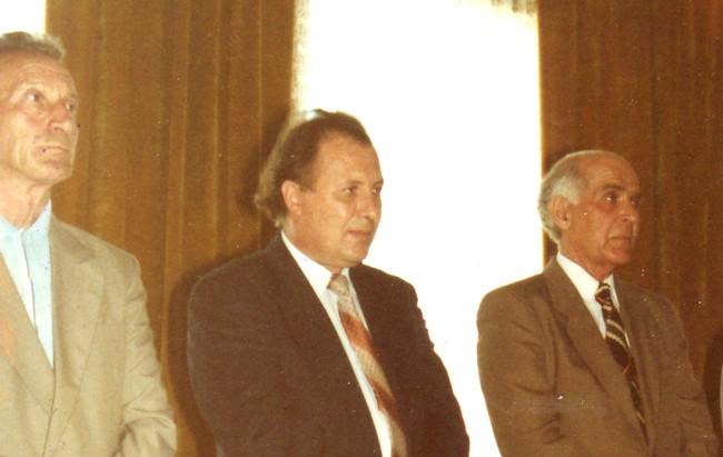 Cu martirii Vasile Pânzariu şi Dumitru Oniga