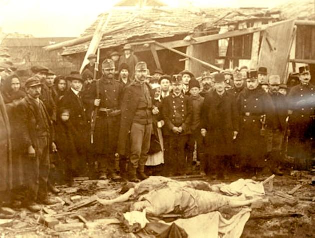 Mărturie de război în Bucovina