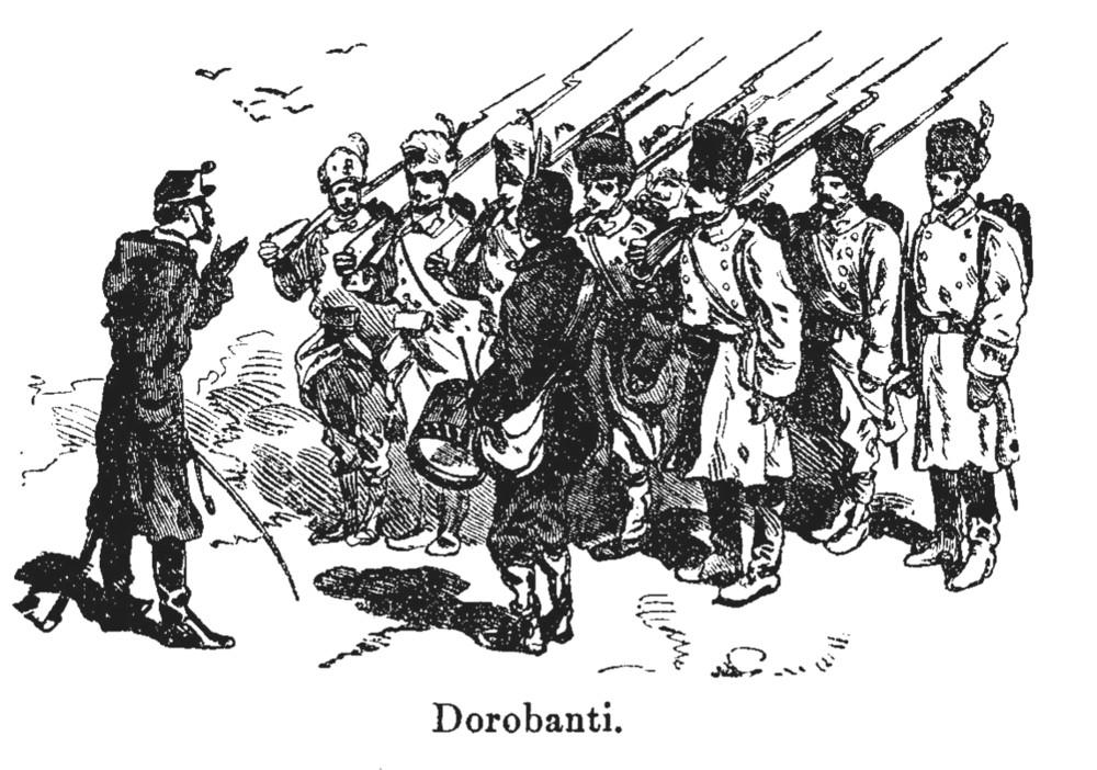 Ostasi romani 1877_013_27-5 Dorobanti