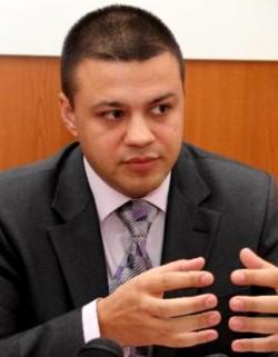 Ovidiu Doroftei, Viceprimarul Sucevei - foto: newsbucovina.ro