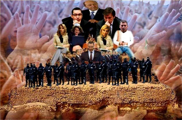 Clasa politică, în frunte cu Traian Băsescu şi Victor Ponta: Trebuie lărgită baza de impozitare!
