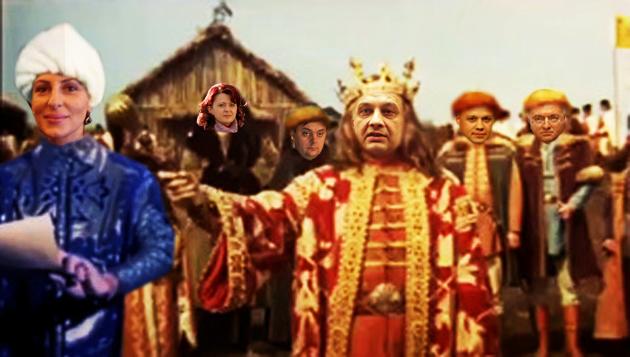 Ştefan cel Mare Băişanu: Îi primim, cu braţele deschise, pe membrii familiei mele şi pe senatoarea sexi, dacă îşi pune PNL noastre la turbanul paşei DDD, dar alianţe nu facem!