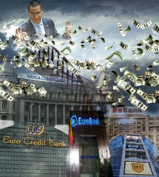 Victor Ponta: Luaţi şi ultimele piei de pe români, până nu se răzgândeşte FMI!