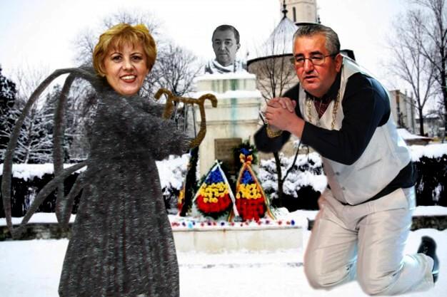 Ion Lungu: Pe onoarea găluştelor mele, dragi suceveni, dar prefectul Sinescu merită o statuie!