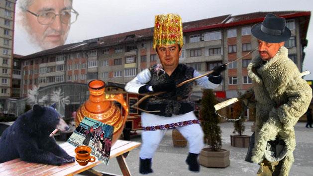 Ursul carpatin: Domnule Preşedinte, mesajul Dumneavoastră, de sărbători, m-a emoţionat până la bârlog. Nu şi pe fratele meu, Constantin-Emil...