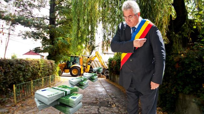 Primarul Ion Lungu: Dragi suceveni, eu din arheologie m-am îmbogăţit...