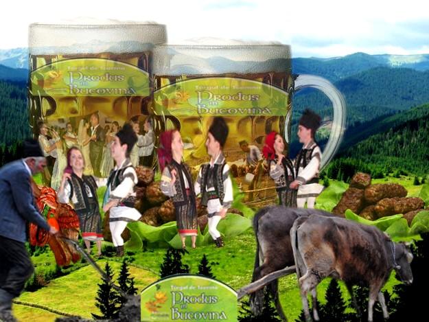 Produs în Bucovina, făloşenie deja tradiţională a unui ţinut încă preistoric