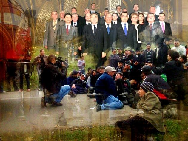 Miniştrii Guvernului Ponta: Dragi români, nu ne puneţi la îndoială solidaritate, că doar toţi suntem pungaşi!...