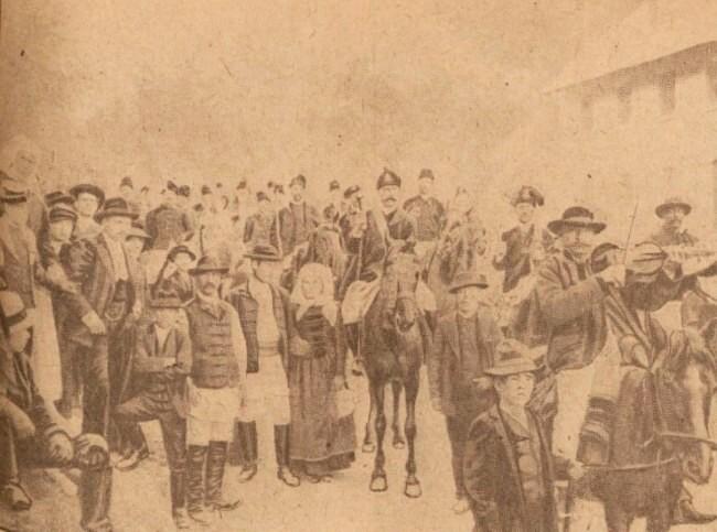 Pages de gloire 8 oct 1916 Nunta în Bucovina