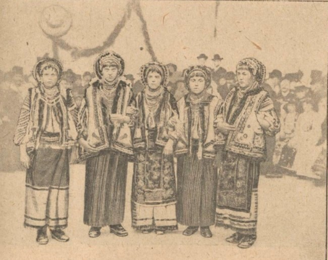 Pages de gloire 8 oct 1916 Românce din Bucovina