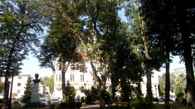 Palatul Administrativ din Suceava