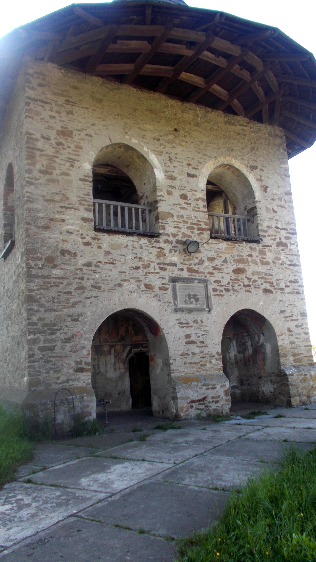 Biserica din Părhăuţi