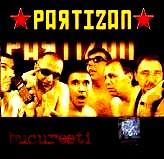 Partizan afis