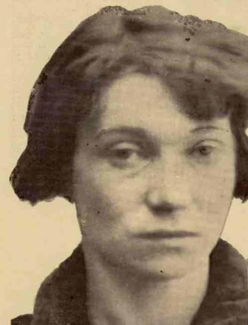 Pepi Hoffer, o victimă a neguţătorilor de femei, a cărei viaţă este un adevărat roman.