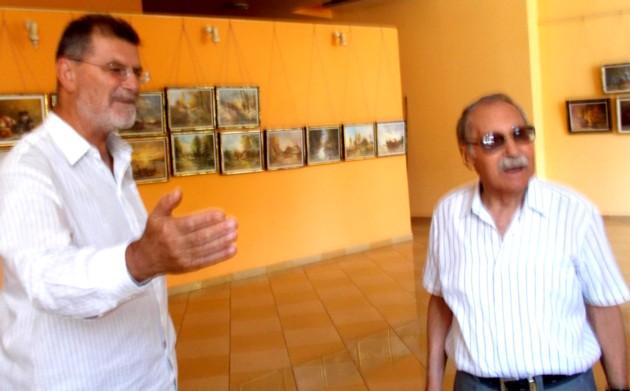 Doi artişti ai Bucovinei: PIM şi SAVU