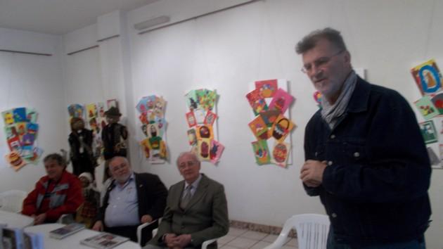 Mihai Pânzaru-PIM, un autor de cărţi printre autori de cărţi