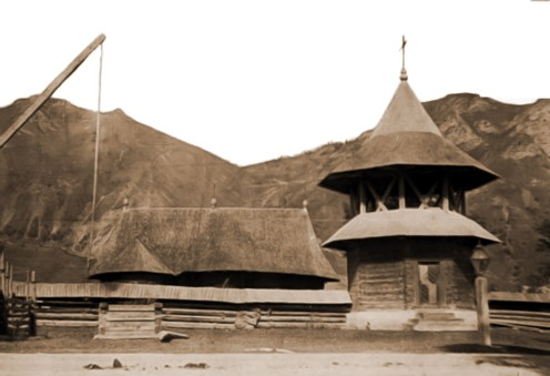 Pojorata Biserica 1891