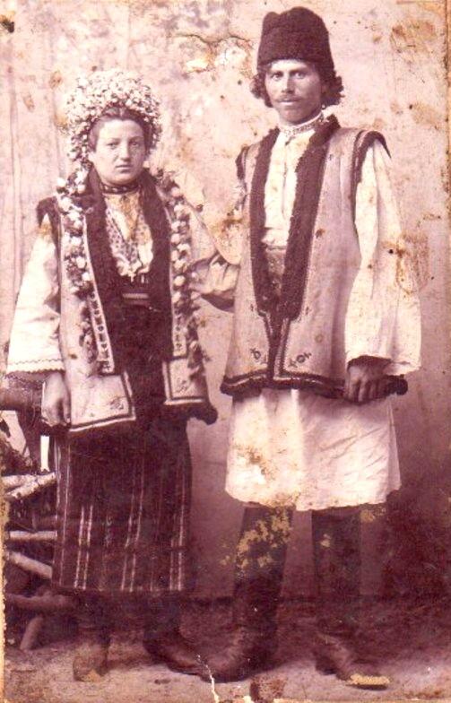 Miri de la Pojorâta, în 1878 - Colecţia Vasile Ursache