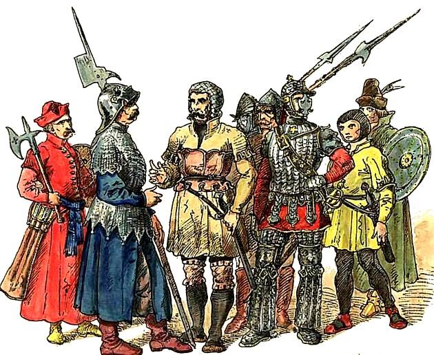 Oştenii polonezi, ceilalţi stăpâni ai stăpânilor strămoşilor noştri