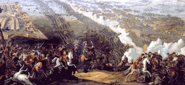 Bătălia de la Poltava, din 26 aprilie 1710