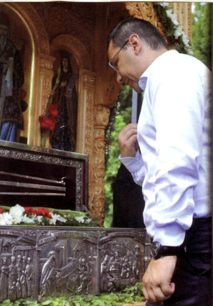 Un ponto-ortodox, care nu ştie să facă nici cruce