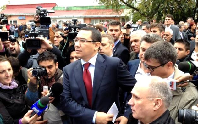 """Tembelismul lui Victor Ponta: """"Să fim înţelepţi ca Brâncoveanu!"""""""