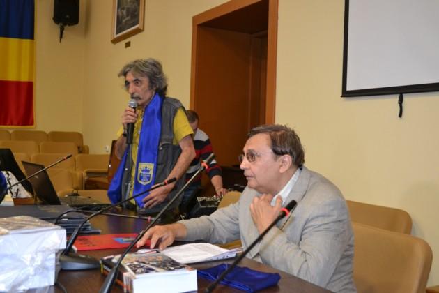 Costin Grigoraş şi magnificul Doru Octavian Popovici