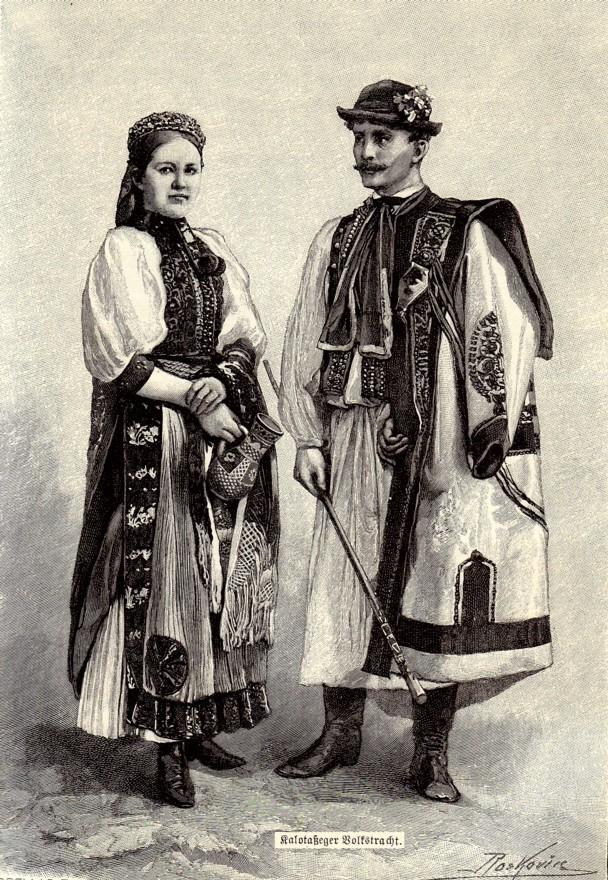 Români din ţinutul Clujului