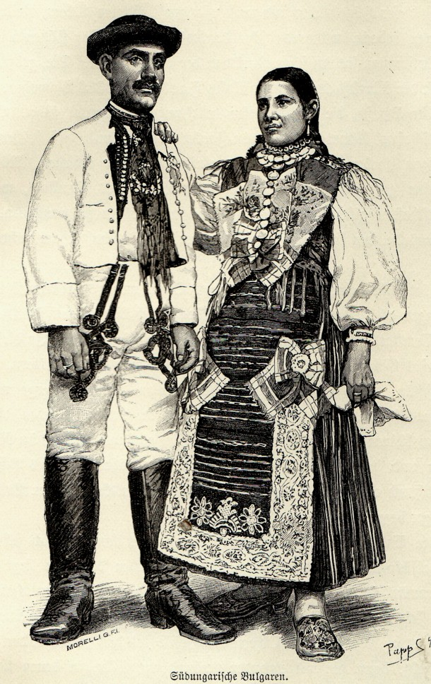 Familie de bulgari