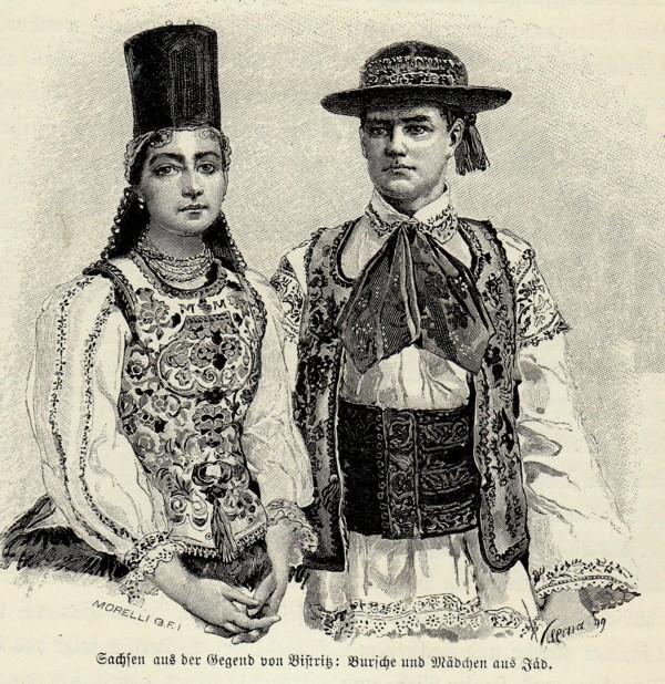 Români bistriţeni