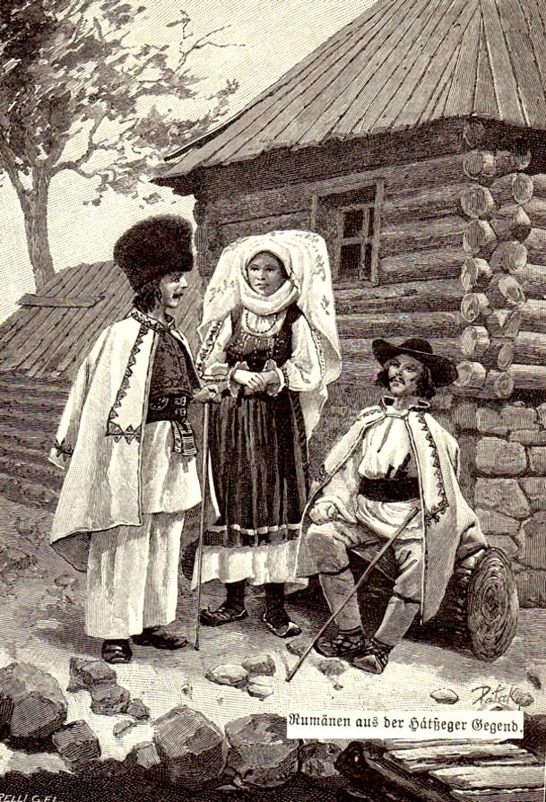 Români din Apuseni