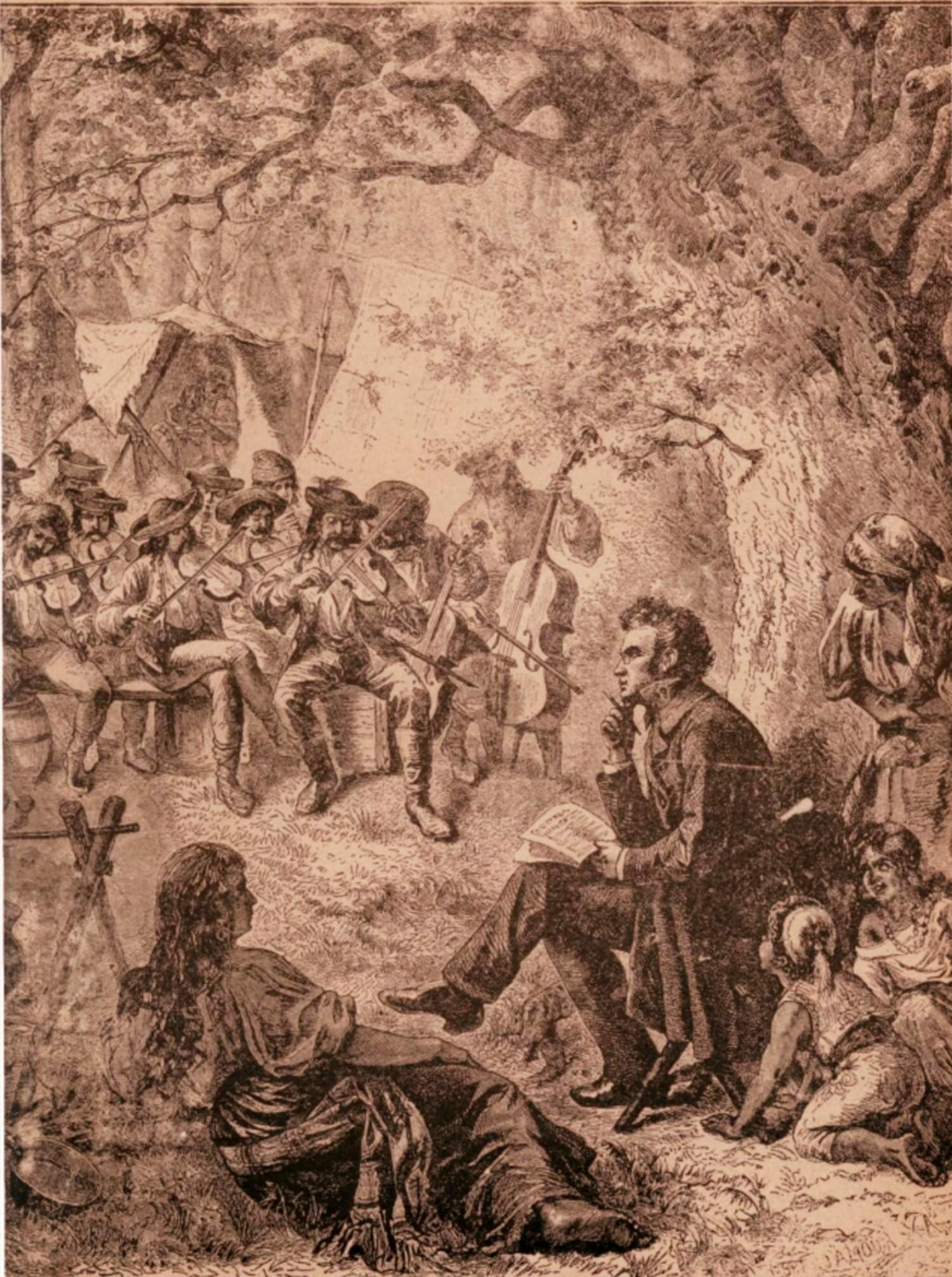 Porumbescu Ciprian AMICUL FAMILIEI n 12 1889 sepia