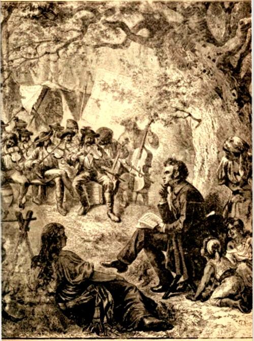 Ciprian Porumbescu şi lăutarii stupcani - Amicul Poporului, nr. 12, 1889