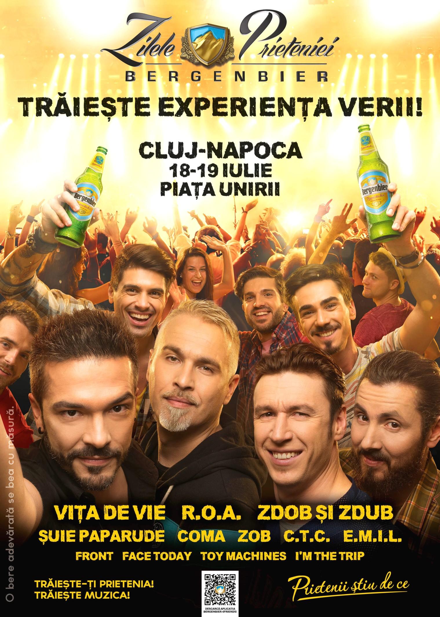 Ştiţi câţi suceveni vor urca pe scena din Cluj-Napoca?