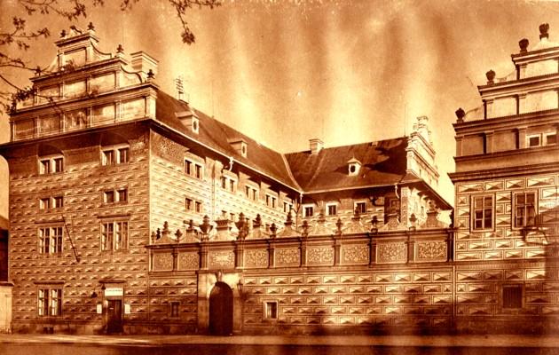 Praha Schwarzenbersky Palac