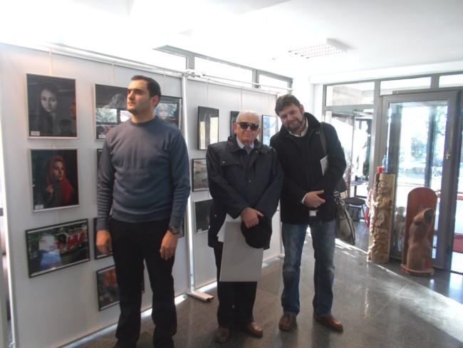 Alexandru Negrea şi marii epigramişti Bobby şi Ştefan Stroe