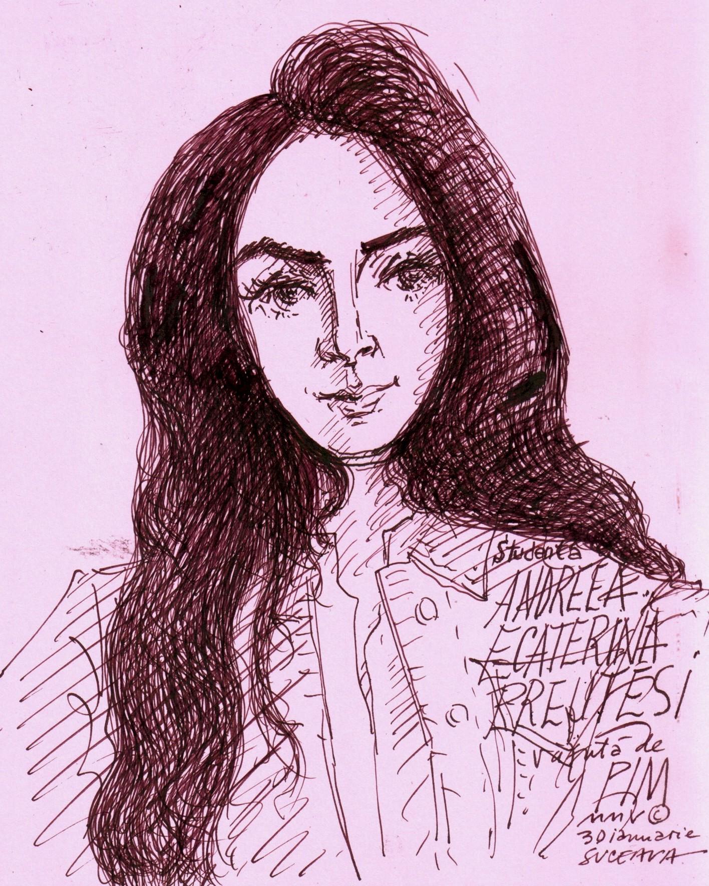 Andreea Preutesei, văzută de PIM